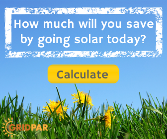Click here to see how much money you can save by going solar.